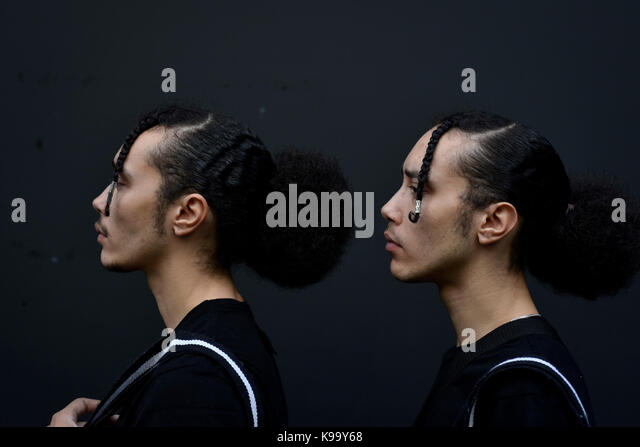 plaited hair styles a pair of stock photos amp a pair of stock 9101
