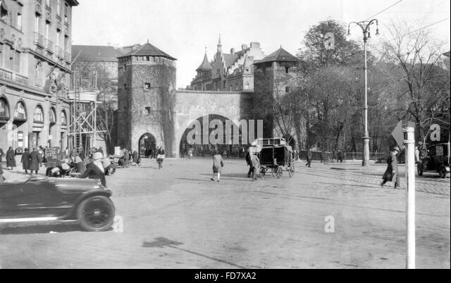 Tor Black And White Stock Photos Images Alamy