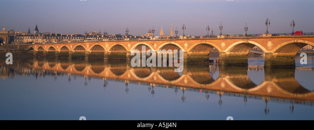 Bordeaux. Gironde, Aquitaine, France - Stock Image