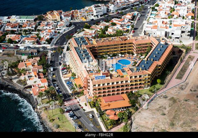 Five canaries stock photos five canaries stock images for Hotel jardin caleta tenerife sur