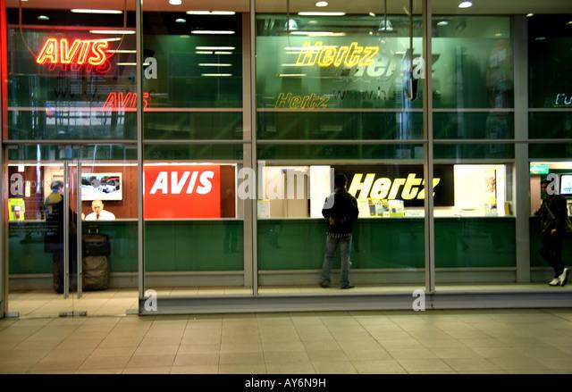 Hertz Car Rental In Brussels