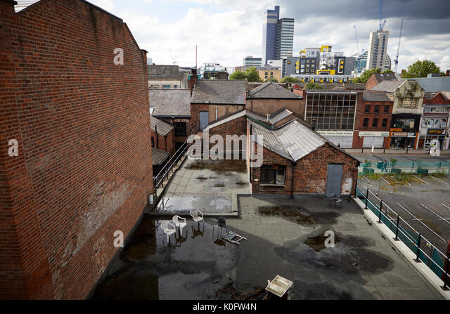 Great northern warehouse manchester england stock photos for Terrace northern quarter
