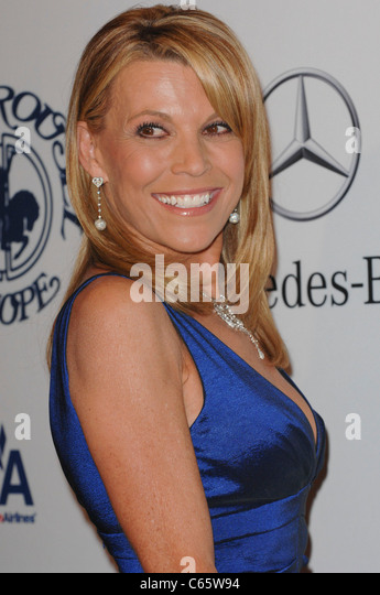 Vanna White Stock Photos Amp Vanna White Stock Images Alamy