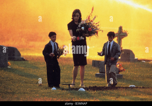 CITY OF INDUSTRY 1996 Largo film with Famke Janssen - Stock-Bilder