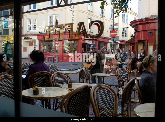 Cafe New Orleans Fremantle