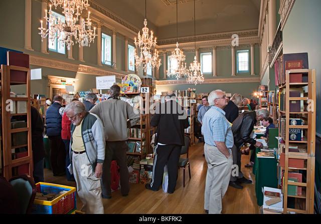 Book Fair Bath Assembly Rooms