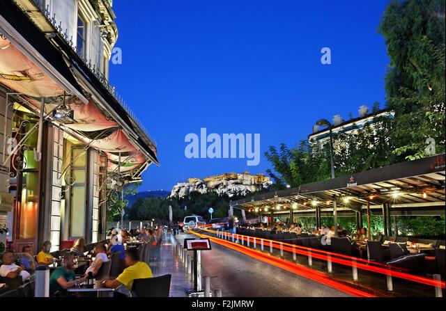 acropolis cafe
