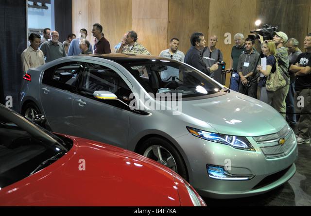 General motors stock photos general motors stock images for General motors electric car