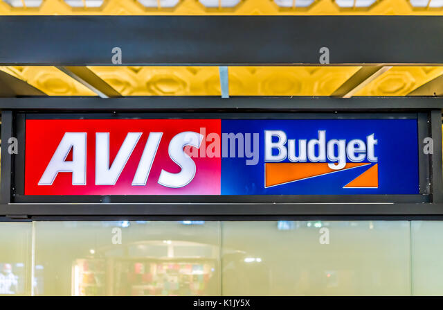 Avis Budget Stock Photos Amp Avis Budget Stock Images Alamy