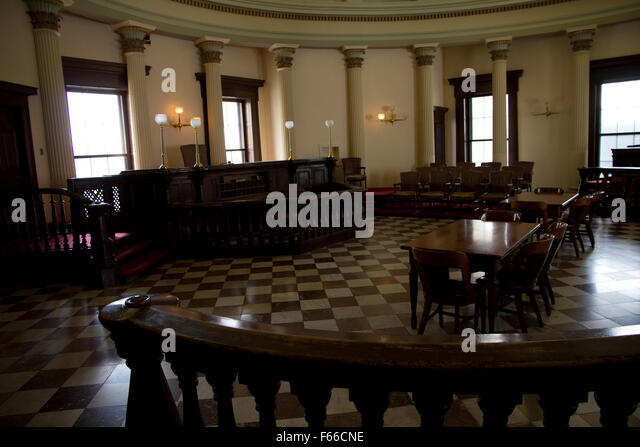 Courthouse Interior Stock Photos & Courthouse Interior ...