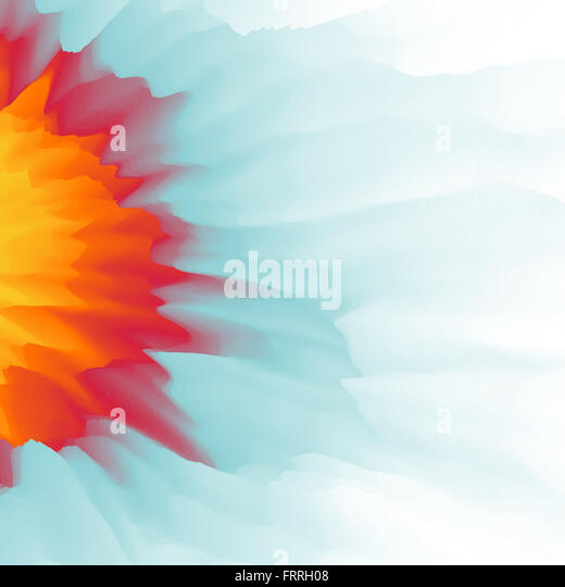 Lava. Abstract background. Modern pattern. Vector Illustration For Your Design. - Stock Image