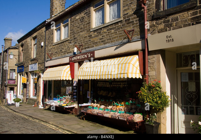 Apothecary Tea Rooms In Howarth