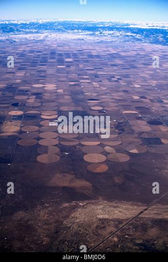Farmland - Stock Image