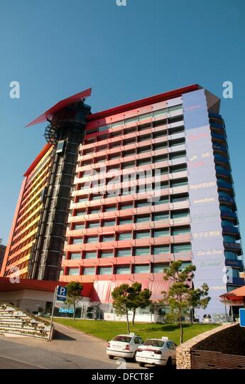 Hotel puerta america stock photos hotel puerta america stock images alamy - Puerta america madrid ...