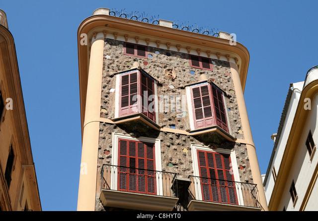 Casa europa stock photos casa europa stock images alamy - Milar palma de mallorca ...