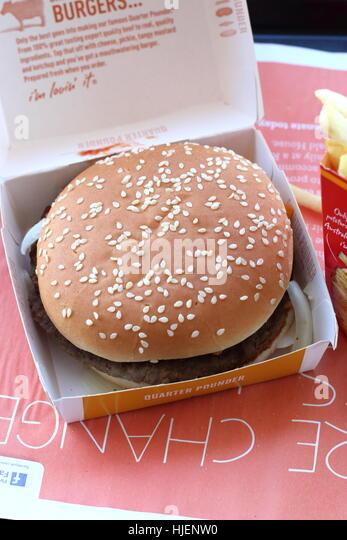 Mcdonald Burger Stock Photos & Mcdonald Burger Stock ...