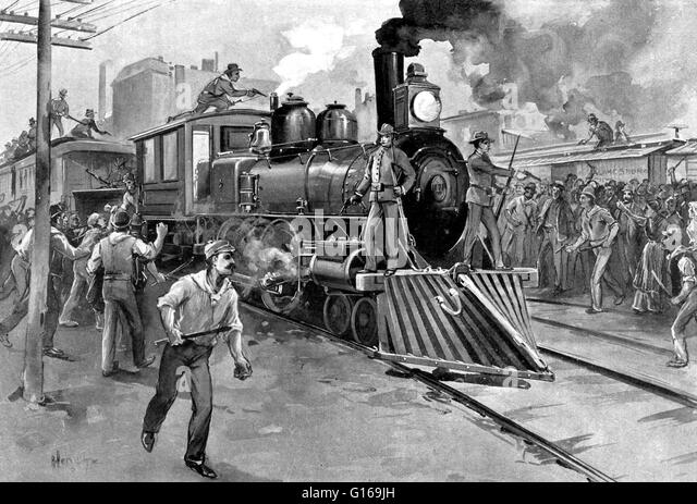 pullman strike thesis
