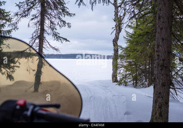 A Snowmobile Stock Photos Amp A Snowmobile Stock Images Alamy