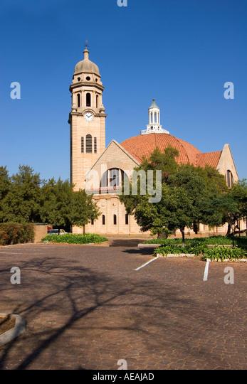 Pretoria City Church - Stock Image