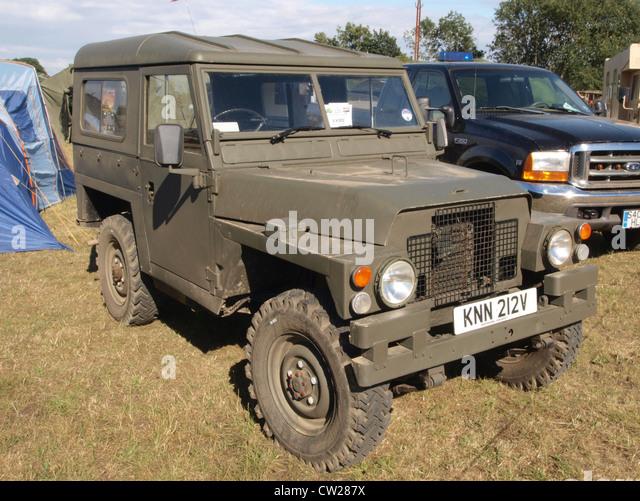 Land Rover Lightweight - Stock Image