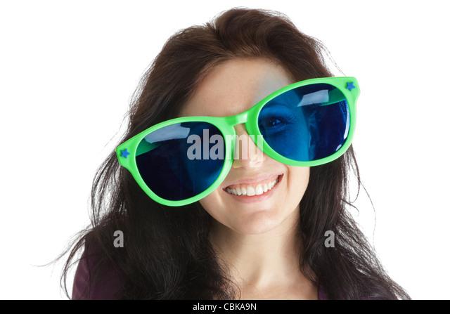 Big Clown Glasses