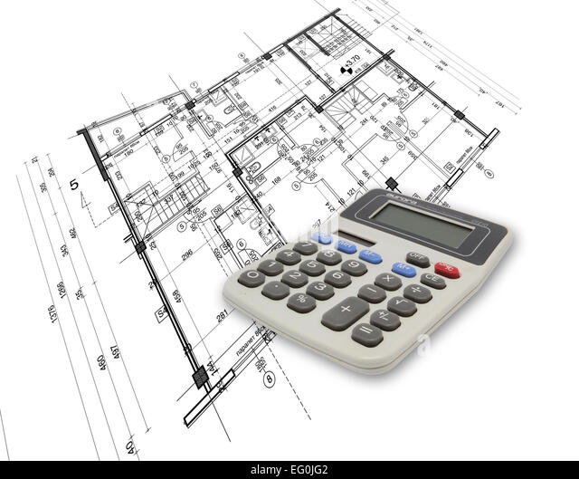 2d drafting stock photos 2d drafting stock images alamy for Blueprint estimator