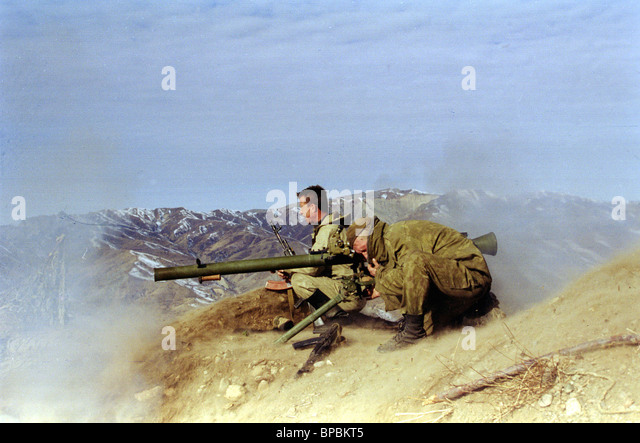 The situation in Tajikistan remains tense - Stock Image