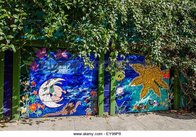 Balmy Alley • San Francisco, CA