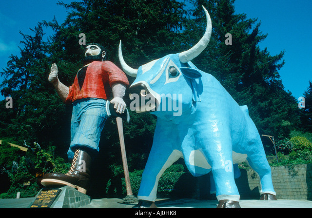 paul bunyan and the blue ox pdf