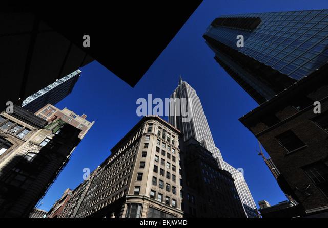 Landmark New York City Commission Empire State Building