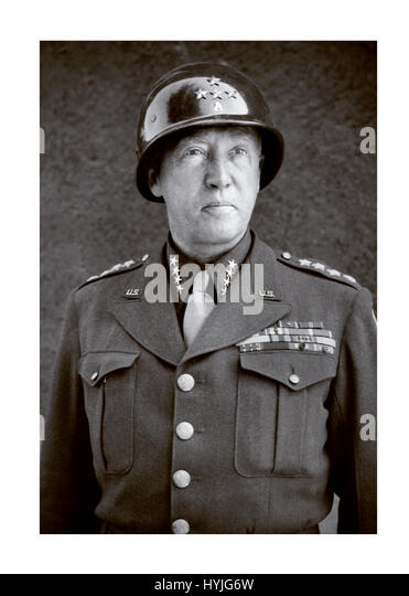 general george smith patton The third army had been activated four days earlier in england under the  command of lt gen george s patton jr the four corps that made.