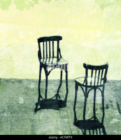 Photo of two chairs - Stock-Bilder