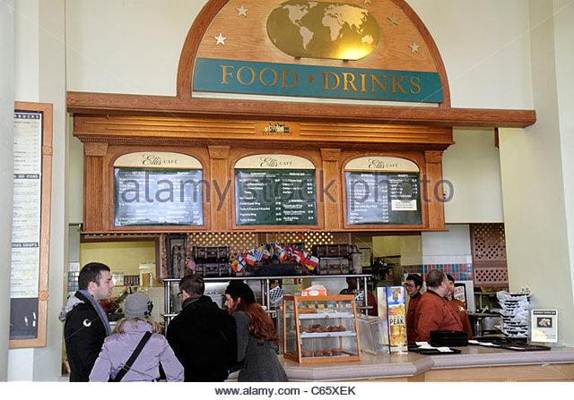 Ellis Island Cafe Nyc