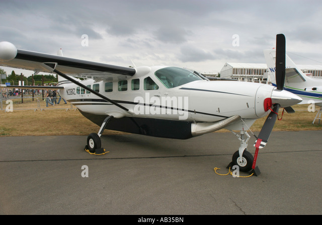 Cessna 208B Grand Caravan - Stock Image