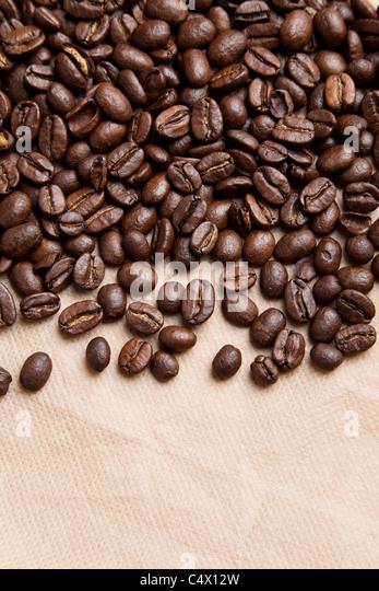 Coffee Beans for background - Stock-Bilder
