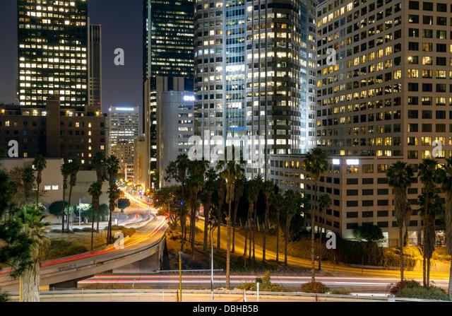 Los Angeles, California - Stock Image