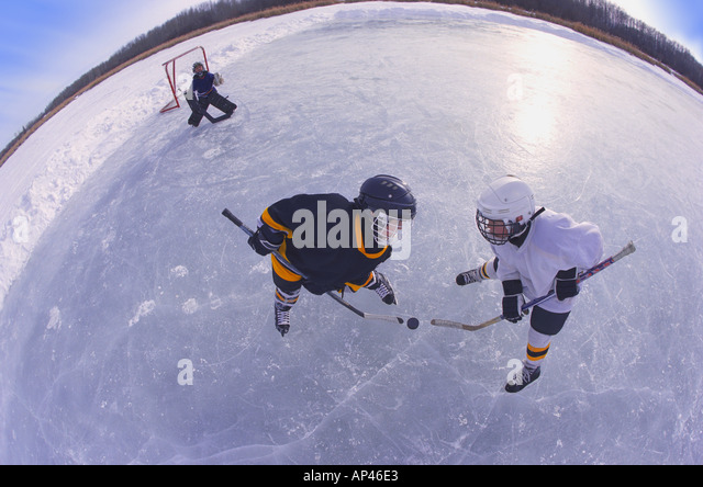 Hockey - Stock Image