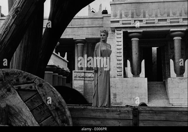 Moviestill 'Helena', 1954 - Stock Image