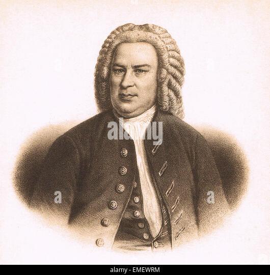a biography of johann sebastian bach a composer Bach johann sebatian - prague classical concerts johann sebastian bach is  considered by many to have been the greatest composer in the history of western .