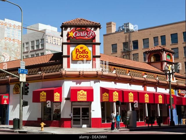 Fast Food Downtown Riverside Ca