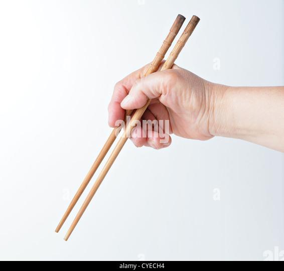 how to eat using chopsticks