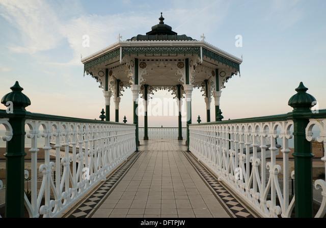 Pavilion, Brighton, East Sussex, England, United Kingdom - Stock Image