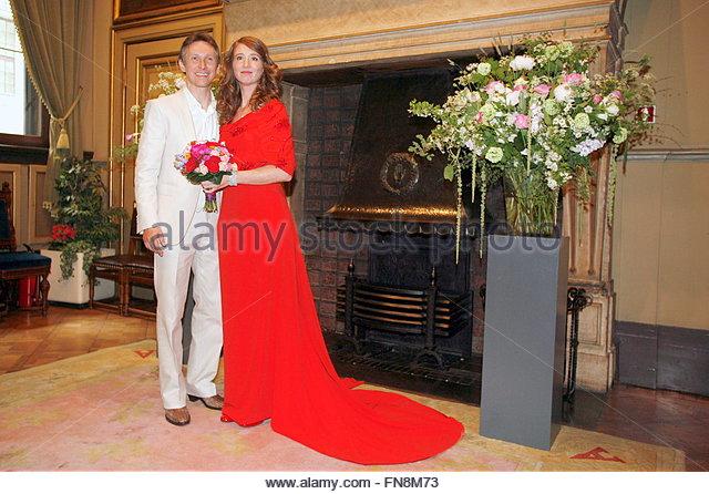 A Classic Belgian Wedding: Helmut Lotti Stock Photos & Helmut Lotti Stock Images