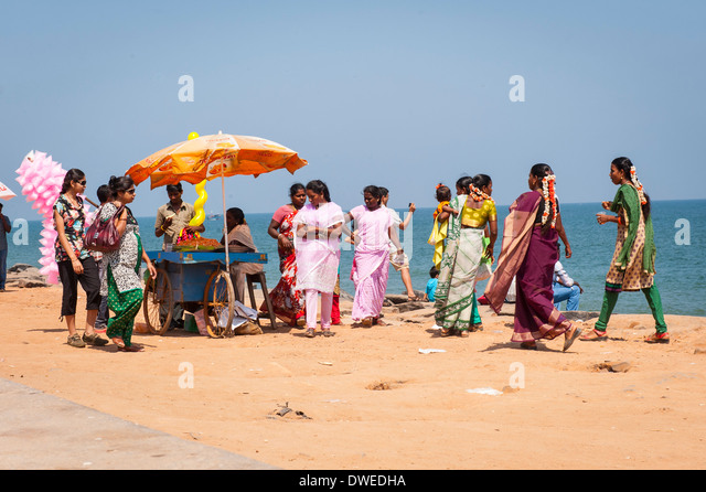 Meet Women From Pondicherry