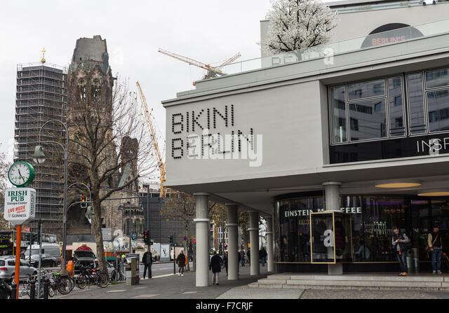 Bikini Berlin Mall Stock Photos & Bikini Berlin Mall Stock ...