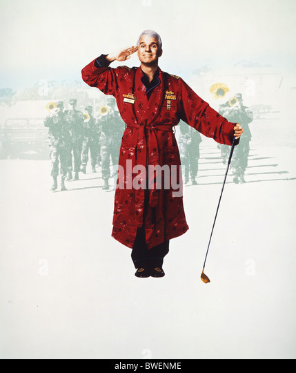 SGT. BILKO (1996) STEVE MARTIN JONATHAN LYNN (DIR) 001 MOVIESTORE COLLECTION LTD - Stock Image