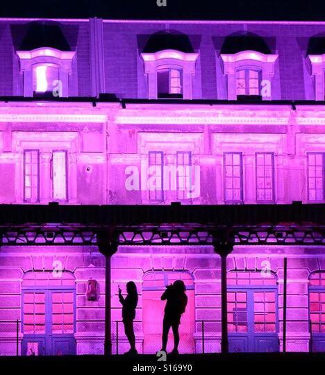 Light in the House - Stock-Bilder