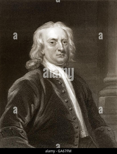a biography of isaac newton a mathematician and physicist Sir isaac newton was a mathematician and physicist whose brilliance helped launch an age of scientific exploration newton had a harsh early life.