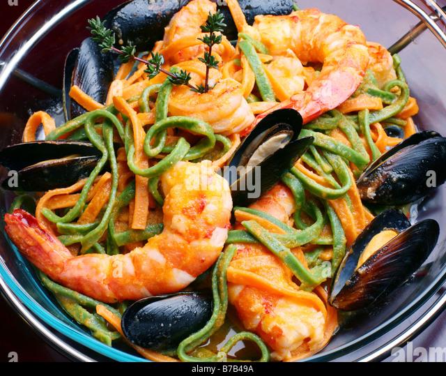 Sea food - Stock-Bilder