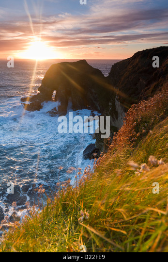 Orkney Islands, Harrabrough Head - Stock Image